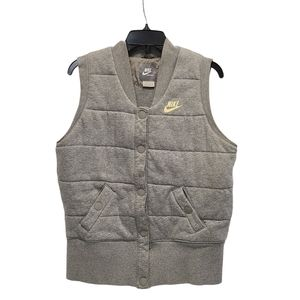 NIKE Sportswear Vest Casual Running Athletic Cotton